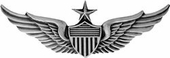 Army Senior Aviator Wings Pin