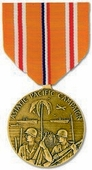 Asiatic - Pacific Campaign Medal