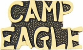 Camp Eagle Pin