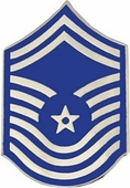 Chief Master SGT Pin