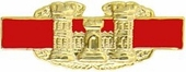 Combat Engineer Pin