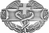 Combat Medic Badge Pin
