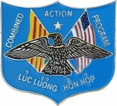 Combined Action Program Pin