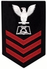 Culinary Specialist (CS) Navy Rate Patch 1st-3rd Class