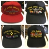 Custom Embroidered Military Hats