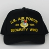 Air Force Custom Cap - Text & Image