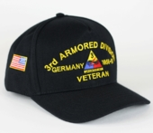 Army Hats with Text & Image