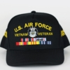 Air Force Custom Cap - Image and Ribbons