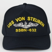 Submarine Cap with Custom Text