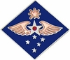 Far East Air Force Pin