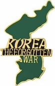 Forgotten War Pin