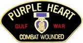 Gulf War Combat Wounded Pin