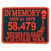 In Memory Of...Vietnam Patch