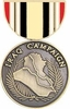 Iraq Campaign Medal Pin