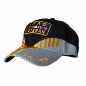 Out of Stock - IRAQ VETERAN BAR HERITAGE HAT