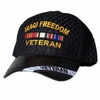 Iraqi Freedom Veteran Bar Air Flow Shadow Hat