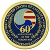 Korea 60th Anniversary Pin