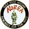 Korea...Over 8000 Missing Pin