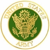 Large U.S. Army Emblem Pin