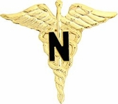 Medical Nurse Pin