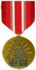 Merchant Marine Atlantic War Zone WW II Medal