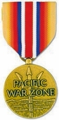 Merchant Marine Pacific War Zone WW II - OUT OF STOCK