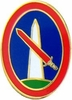 Military District of Washington Pin