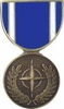 Nato Medal For Bosnia Pin