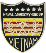 Naval Advisory Group Vietnam Pin