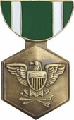 Navy - Marine Corps Commendation Medal Pin
