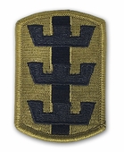 OCP 130th Engineer Brigade Army Patch