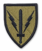 OCP 201st Military Intelligence MI Battalion Bn Army Patch