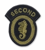 OCP 2nd Engineer Brigade Army Patch