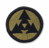 OCP 3rd Expeditionary Sustainment Command ESC Army Patch