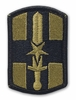 OCP 807th Medical Brigade Army Patch