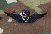 OCP Aircrew Master Army Badge Sew On