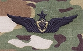 OCP Aircrew Senior Army Badge Sew On