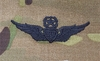 OCP Aviator Master Army Badge Sew On