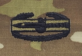 OCP CAB Combat Action Army Badge Sew On