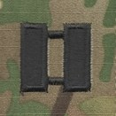 OCP Captain CPT O3 Army Rank Sew On Pair for Cap