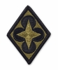 OCP CASCOM Combined Arms Support Command Army Patch Hook Fastener Back