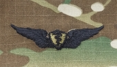 OCP Flight Surgeon Basic Army Badge Sew On