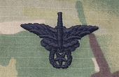 OCP HALO Wing Master Army Badge Sew On