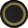OCP I Corps Army Patch Hook Fastener Back
