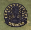 OCP Instructor Badge Basic Army Badge Sew On