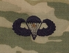 OCP Combat Jump Wing Basic Army Badge Sew On