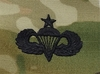 OCP Jump Wing Senior Army Badge Sew On