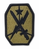 OCP Maneuver Support Center of Excellence MSCoE Army Patch Hook Fastener Back