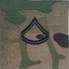 OCP Private First Class PFC E-3 Army Rank 2x2 Hemmed Sew On