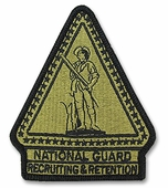 OCP Recruiting & Retention Army Patch
